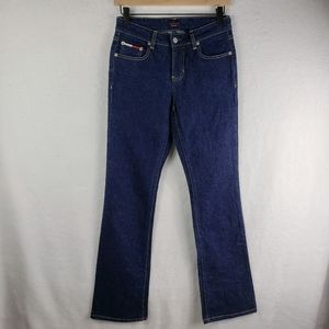 Tommy Hipster Flare Jeans